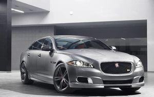 Jaguar XJR, berlina muy deportiva