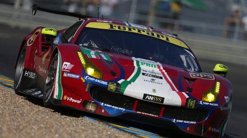 Molina: ¿Quién no quiere conducir un Ferrari, y además en Le Mans?