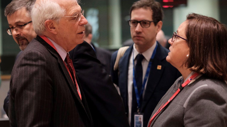 Josep Borrell, ministro de Exteriores de España (EFE)