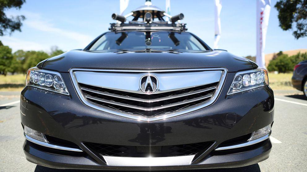 El plan de EEUU para convertirse en el líder mundial de coches autónomos