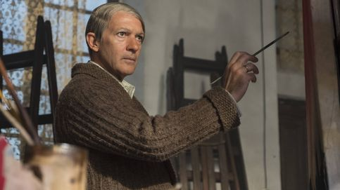 Así luce Antonio Banderas como Pablo Picaso en la nueva temporada de 'Genius'