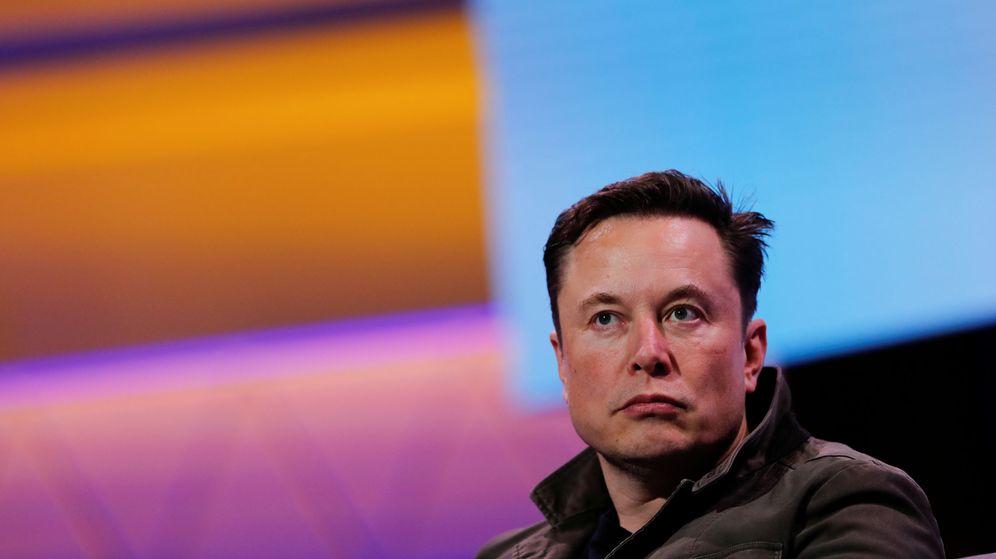 Foto: Elon Musk, durante un reciente discurso. (Reuters)