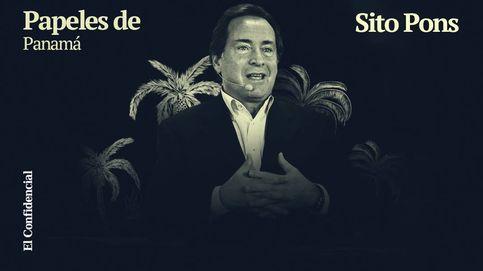 Sito Pons, en las nuevas revelaciones de los Papeles de Panamá
