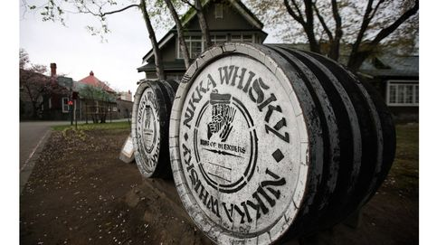 Nikka, el mejor whisky japonés, presenta tres botellas únicas