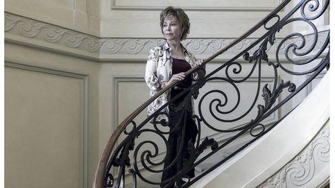 Entrevista con Isabel Allende, que publica 'Largo pétalo de mar'