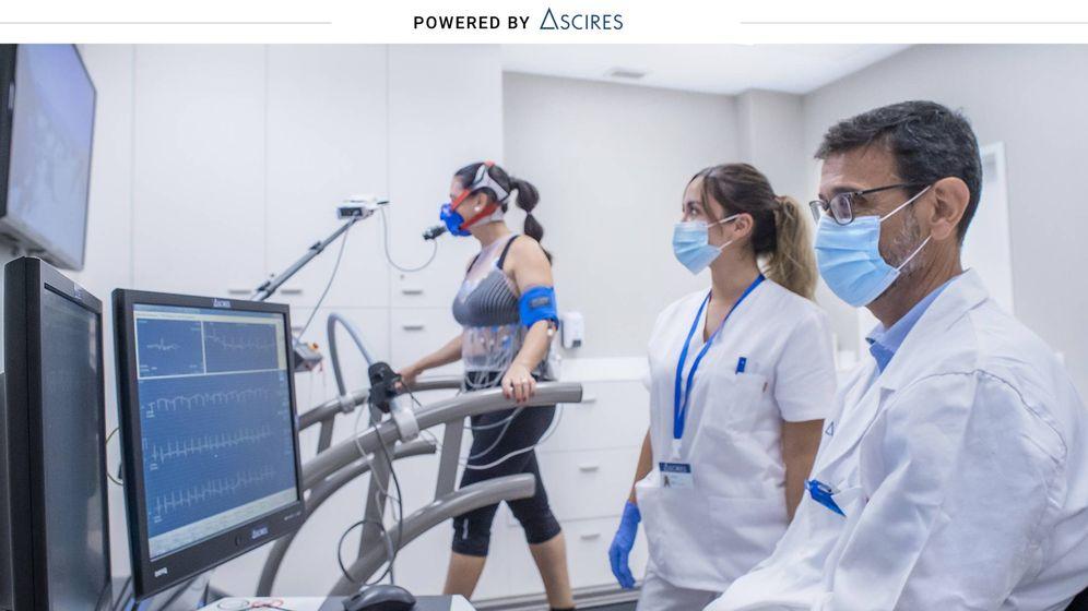 Foto:  En las mujeres, las patologías cardiovasculares son más difíciles de detectar que en los hombres y, a menudo, son asintomáticas. (Ascires)