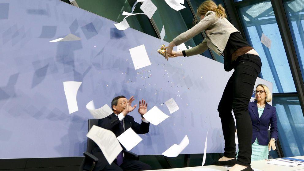 Draghi reclama otra reforma para crear más empleo y reducir la dualidad en España