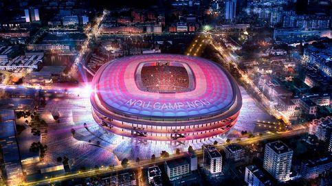 El Barça copia la ingeniería financiera del Madrid para pagar el nuevo Camp Nou