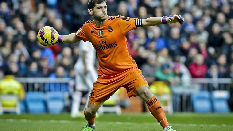 Iker es silbado, Cristiano no se libra y el Bernabéu señala a Ancelotti