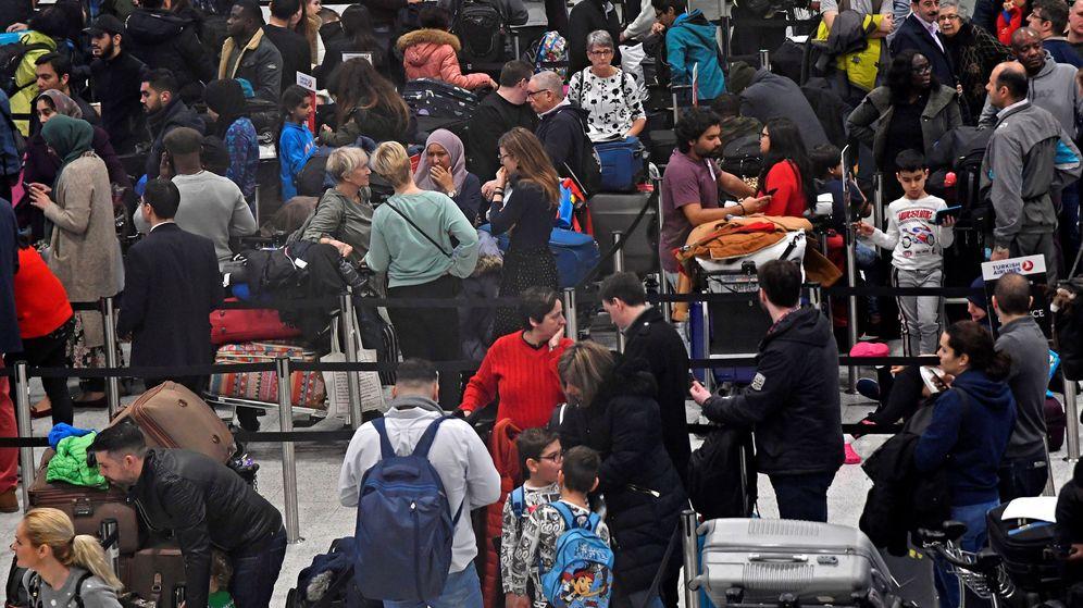 Foto: Aeropuerto de Gatwick. (Reuters)