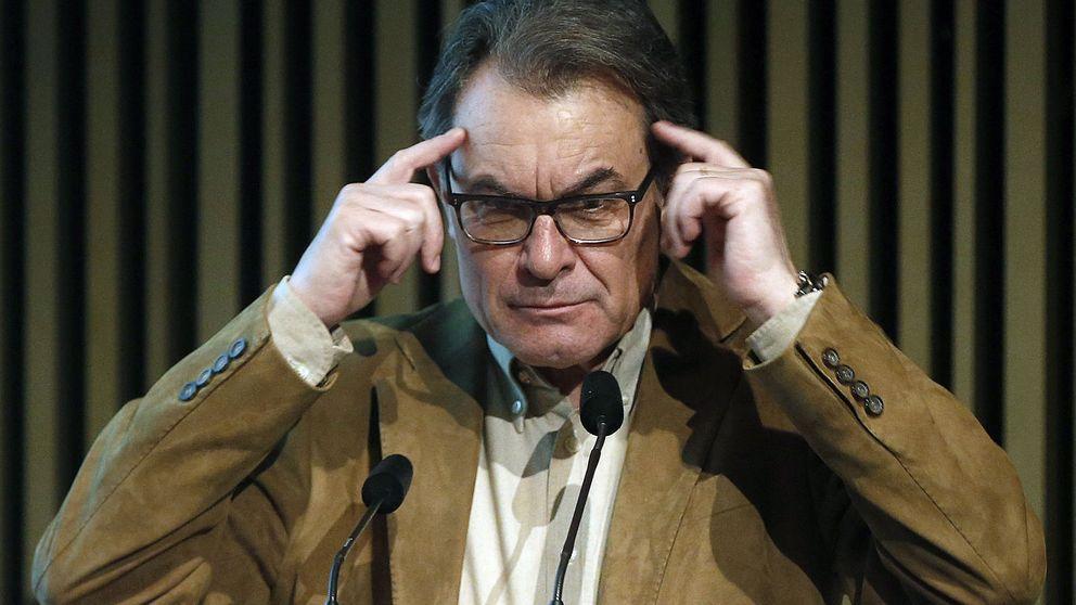 Artur Mas cree que no hay suficientes catalanes que apoyen la independencia