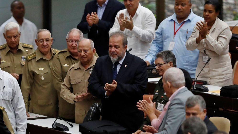 Foto: Manuel Marrero nombrado primer ministro. (EFE)