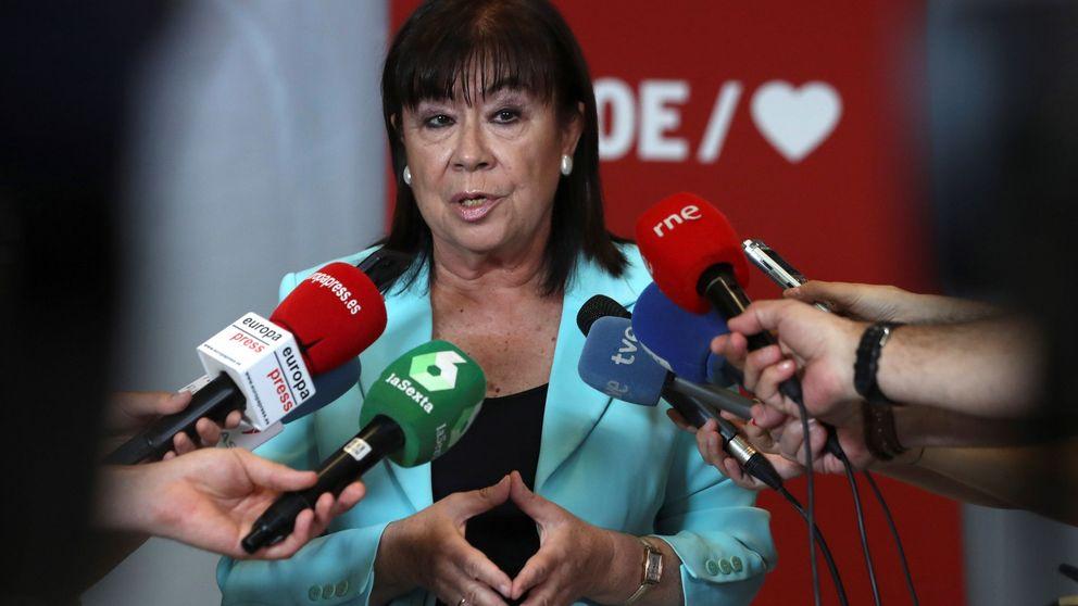 El PSOE reitera que ya no habrá coalición y celebra la vía de IU para presionar a Podemos