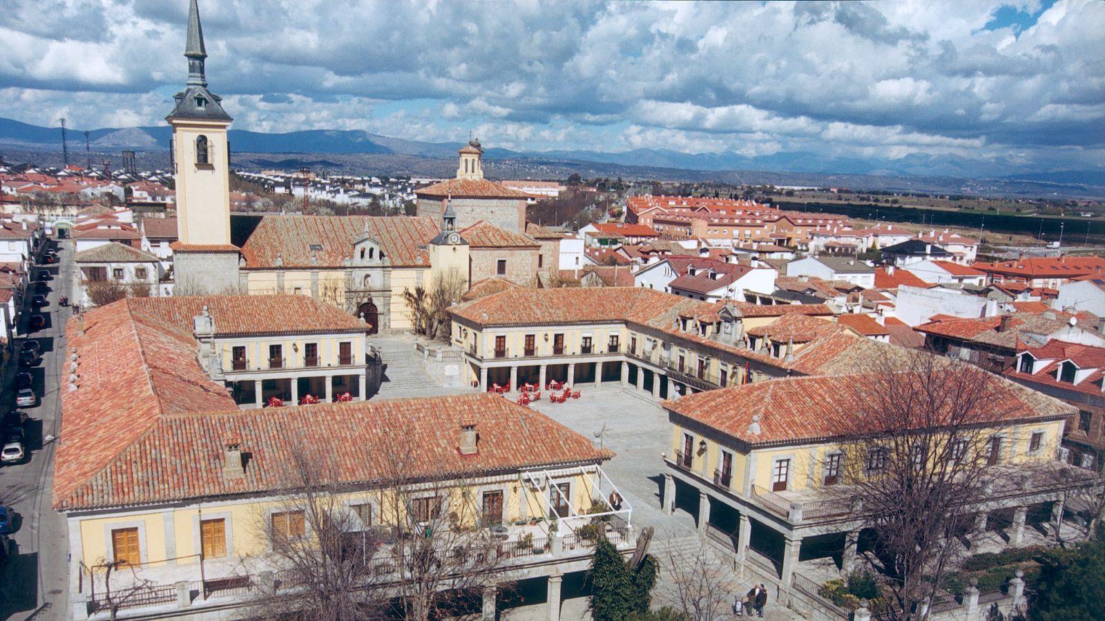 Foto: El tiempo en Brunete. (C.C./Dirección General de Turismo. Comunidad de Madrid.)