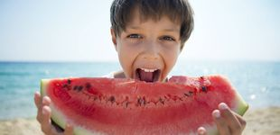 Post de Cómo escoger sandías que estén ricas y dulces: consejos para acertar con esta fruta