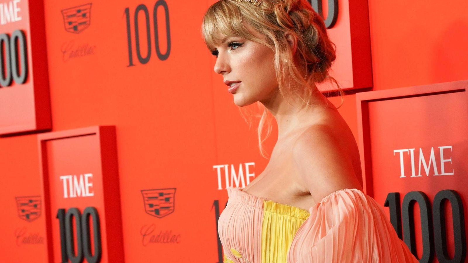 Foto: Taylor Swift. (Cordon Press)