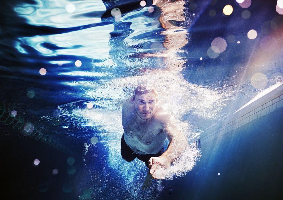 Foto: Este entrenamiento permite la práctica de otros deportes, más veraniegos, como la natación. (Corbis)