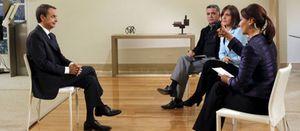 Foto: Zapatero evita respaldar a De la Vega y asume que habrá crisis de Gobierno