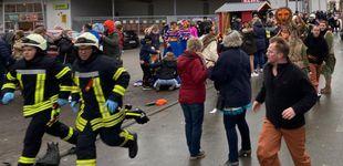 Post de Al menos 30 heridos en un atropello masivo en una procesión de carnaval en Alemania