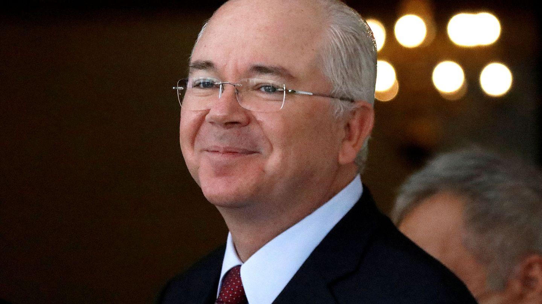 Rafael Ramírez, el exministro de Energía y Petróleo de Venezuela entre 2004 y 2013. (Reuters)