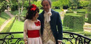 Post de El disfraz más insólito de Eugenia y Narcís: la duquesa de Alba y Goya