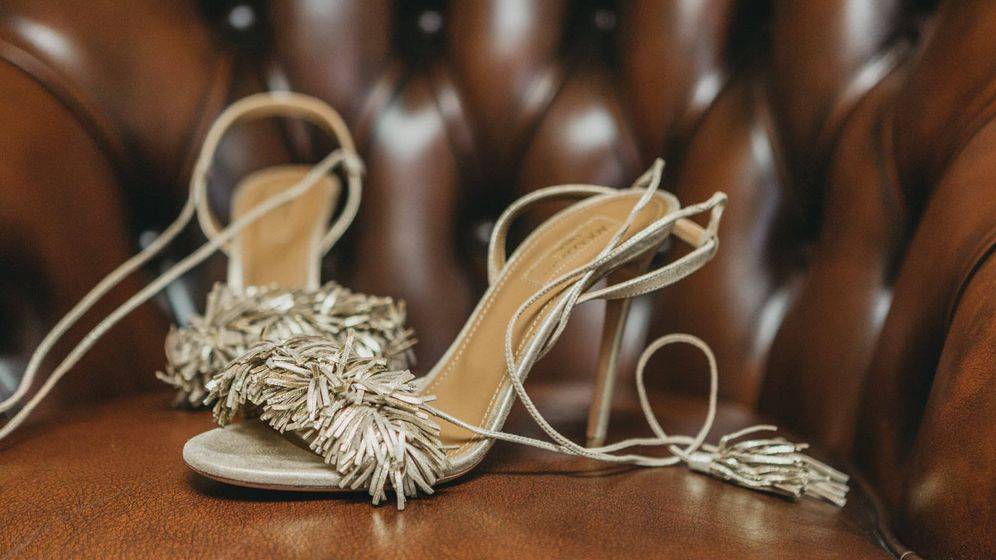 Foto: Inmortaliza tus zapatos de boda. (Cortesía Elena Bau Fotografía)