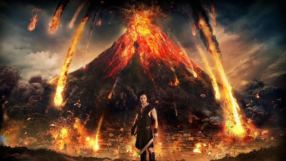 El cine de La 1 ('Pompeya') tumba al primer debate de 'Supervivientes'