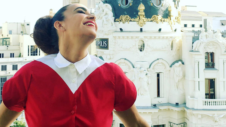 Cristina ha trabajado también en programas como 'Supermodelo', 'Las mañanas de Cuatro' y 'Sálvame'. (Cortesía)