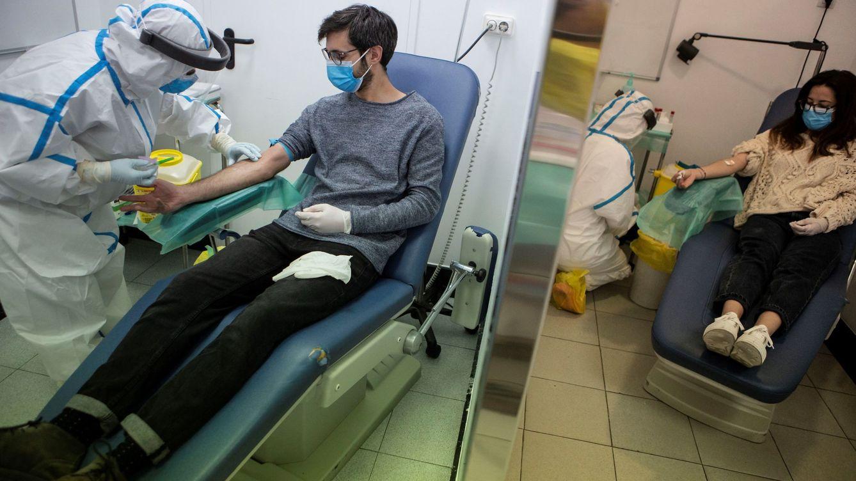 Primera ola del estudio de seroprevalencia: en España solo el 5% es inmune al virus