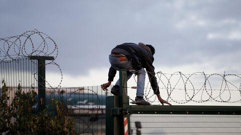 Inmigrantes en Calais, el drama humano de 'la última frontera de Europa'