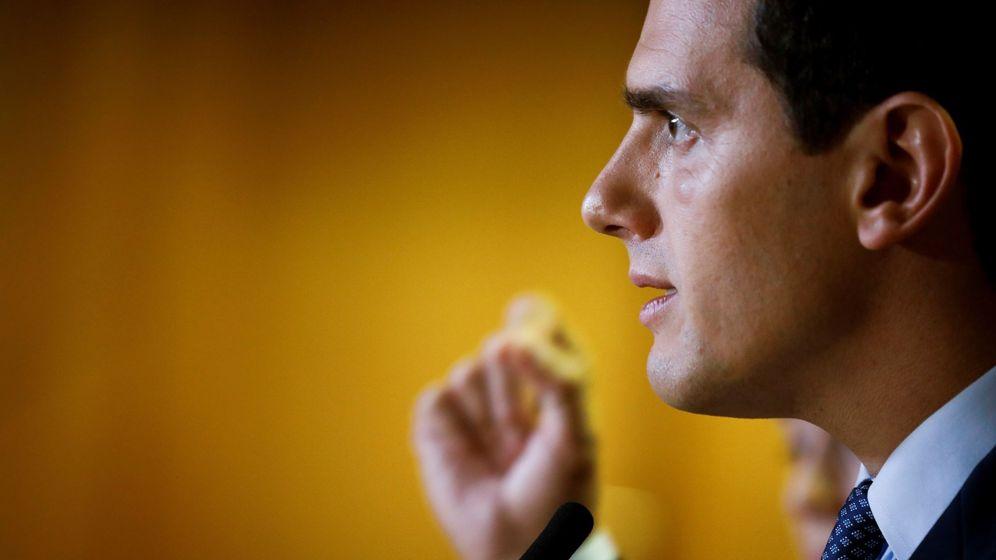 Foto: El presidente de Ciudadanos (Cs), Albert Rivera. (EFE)