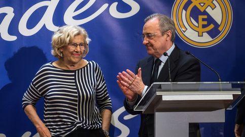 Carmena y el Real Madrid