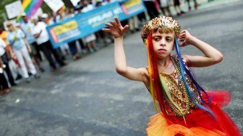 ¿Has visto la foto de este niño en el Orgullo? Así respondió su madre a los críticos