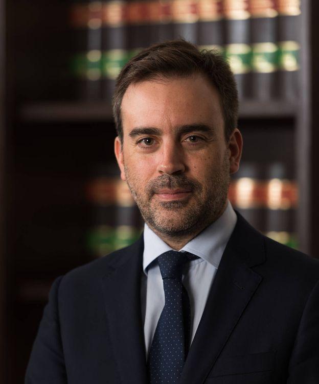 Foto: El abogado Guillermo Muñoz-Alonso. (Ramón y Cajal)