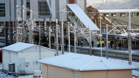 Todas las imágenes del accidente de tren en Ankara