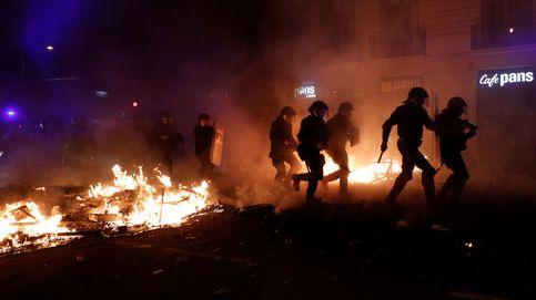 Última hora de Barcelona, en directo: siga en 'streaming' los disturbios en Cataluña