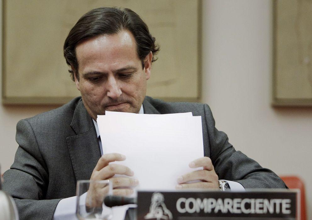 Foto: El vicepresidente de CEIM, Juan Pablo Lázaro. (EFE)