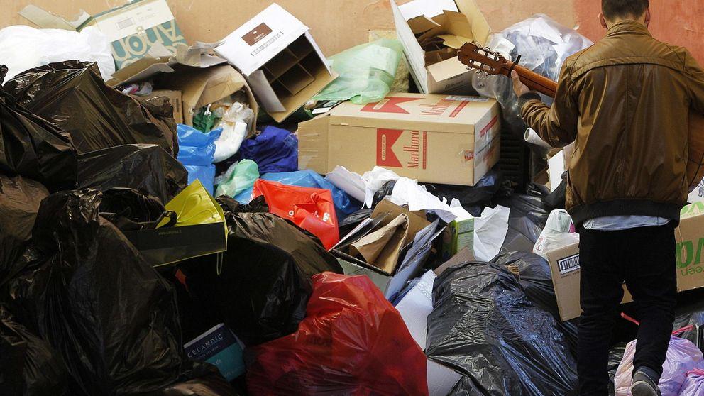 Un acuerdo 'in extremis' suspende la huelga de limpieza en Málaga