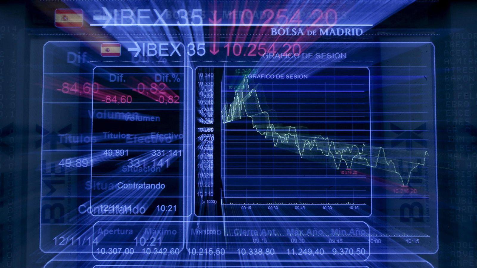 Foto: Sólo un 30% del Ibex sorprende al mercado con sus resultados trimestrales