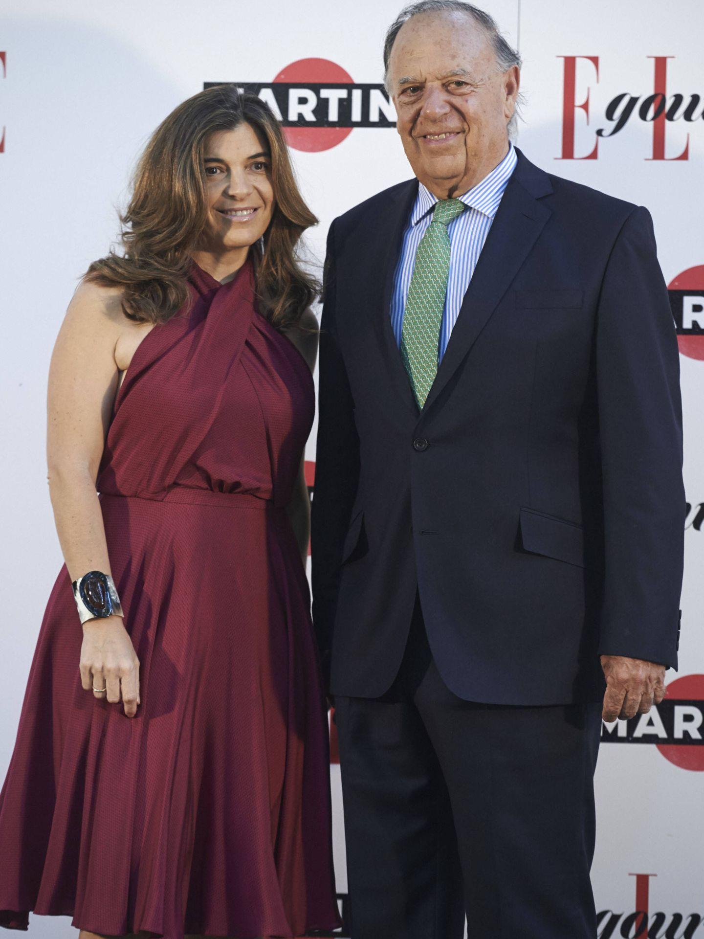Carlos y Xandra Falcó. (Getty)