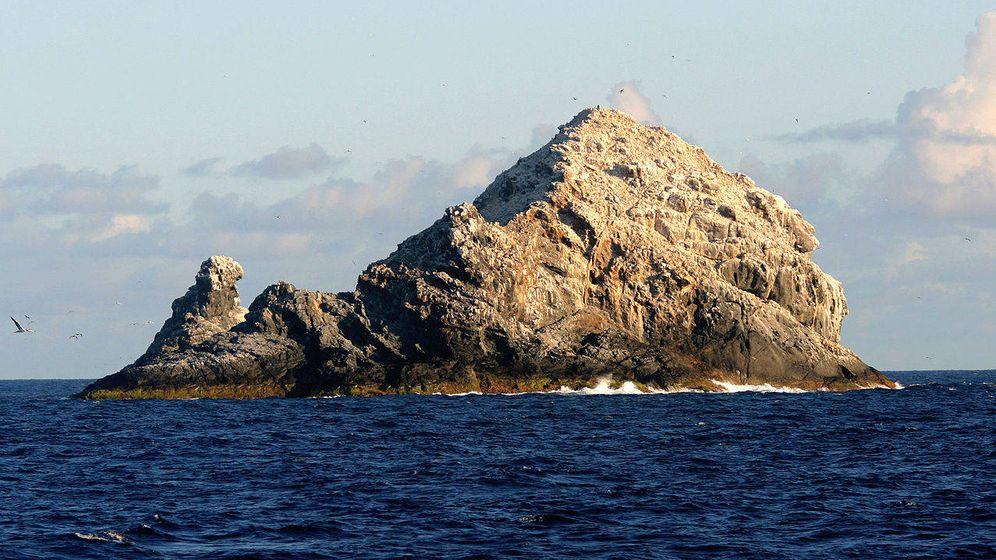 Foto: El Puhahonu, el volcán más grande y caliente de la Tierra (CC/Wikimedia Commons)