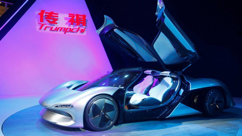 Paneles solares y fibra: los coches más futuristas que llegan de China