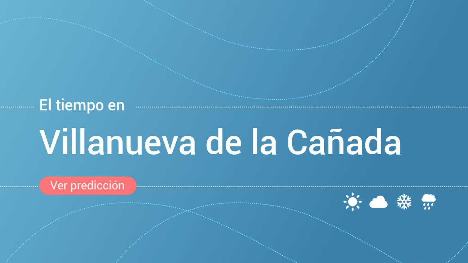 Foto: El tiempo en Villanueva de la Cañada. (EC)