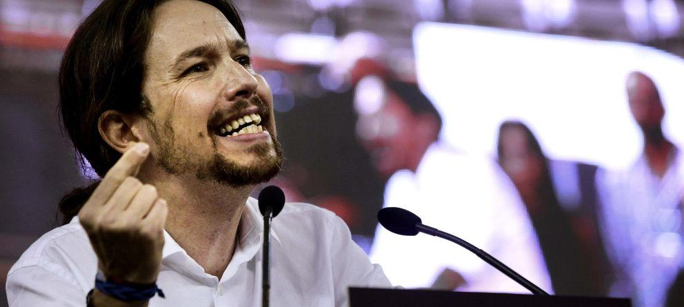 Foto: Podemos ha arremetido contra Juncker por el caso 'LuxLeaks'
