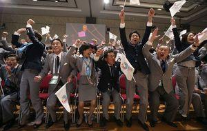 Tokio se deshace de Madrid y arrolla a Estambul para conseguir los Juegos
