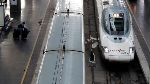 Descarrila un tren que cubría el trayecto León-Madrid por las fuertes lluvias