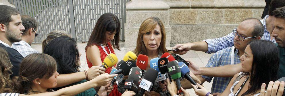 Alicia Sánchez Camacho. (EFE)