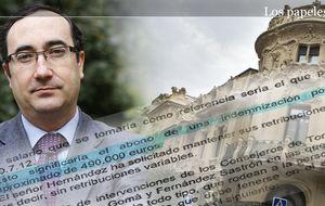 La SGAE indemniza a su 'número dos' con 500.000 € 'en diferido' para eludir a Hacienda