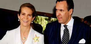 Post de El reencuentro de la infanta Elena y Jaime de Marichalar para la fiesta de Victoria Federica