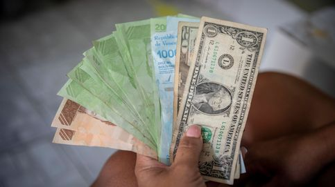 Un millón de bolívares son 50 céntimos de dólar